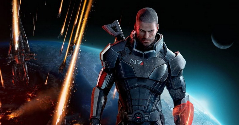 Mass Effect Trilogy Bisa Dimainkan di Xbox One