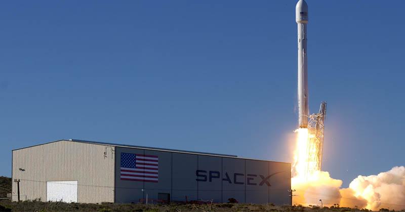 2021, SpaceX Luncurkan Satelit Pengamat Iklim