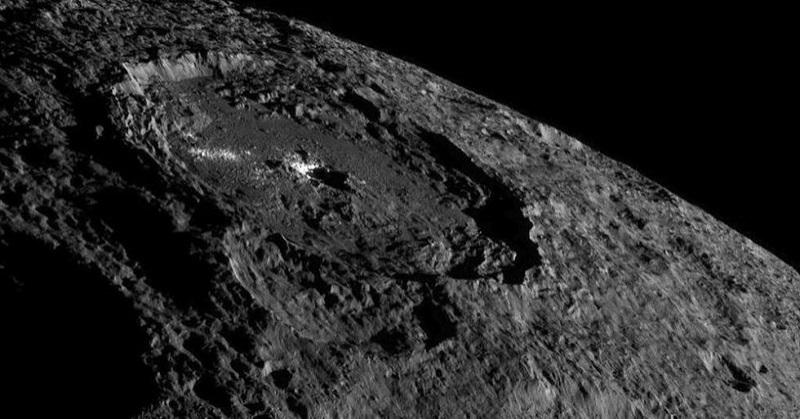 NASA Temukan Aktivitas Geologi di Planet Ceres