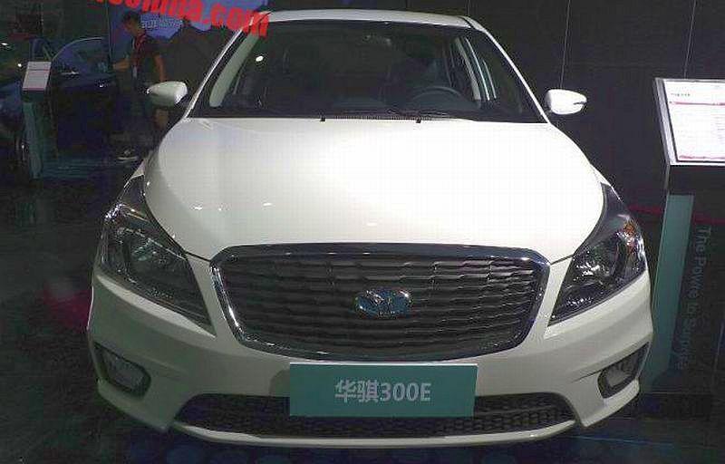 Horki 300E, Sedan Listrik Asal China Berbasis Kia Cerato