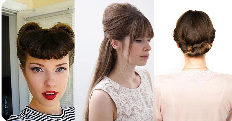 Bosan Dengan Gaya Rambut Biasa Yuk Bikin Gaya Vintage Okezone Lifestyle