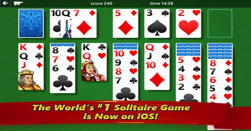Microsoft Solitaire Hadir di iOS dan Android