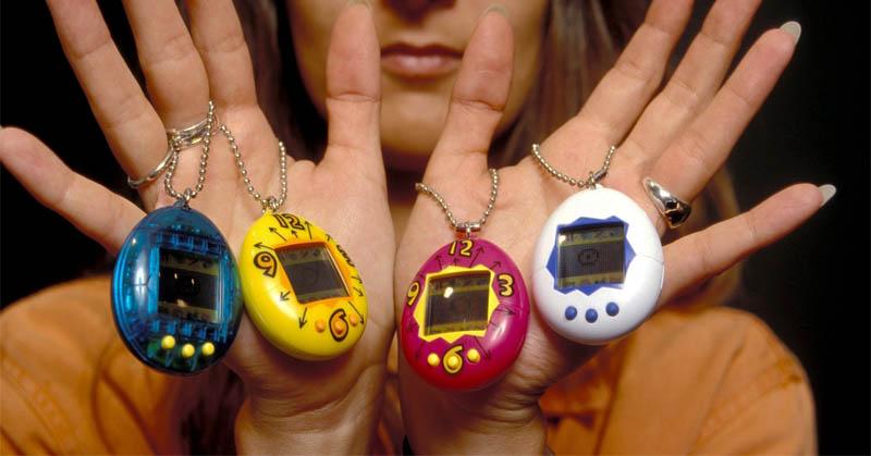 20 Tahun Lalu, Game 'Tamagotchi' Kuasai Dunia