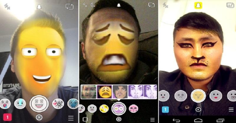 Dua Cara Lakukan Face Swap di Snapchat