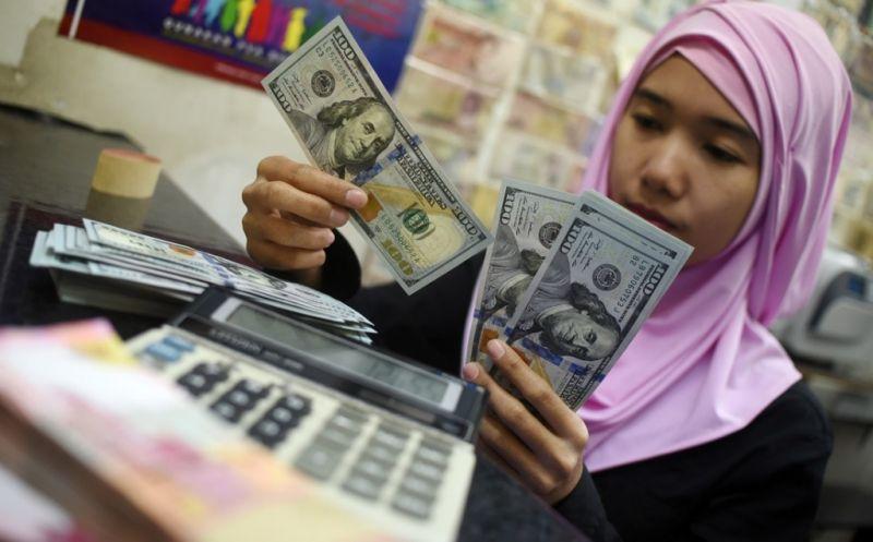 Cara menukar uang di money changer,investasi menguntungkan