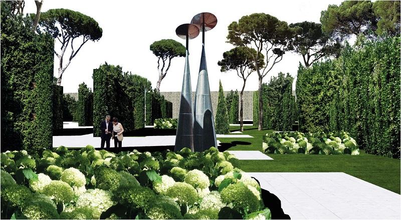 TERPOPULER : Taman Kota dengan Desain Modern dan Abad ...