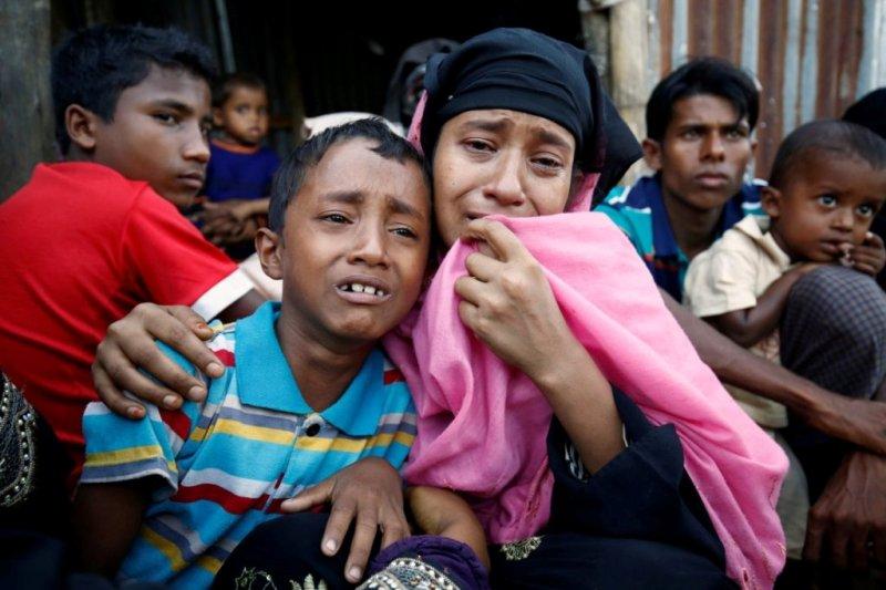 Ilustrasi. Muslim Rohingya. (Foto: Time)