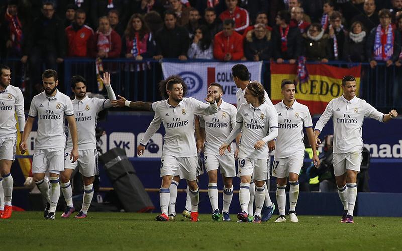 real madrid incar posisi puncak grup f liga champions