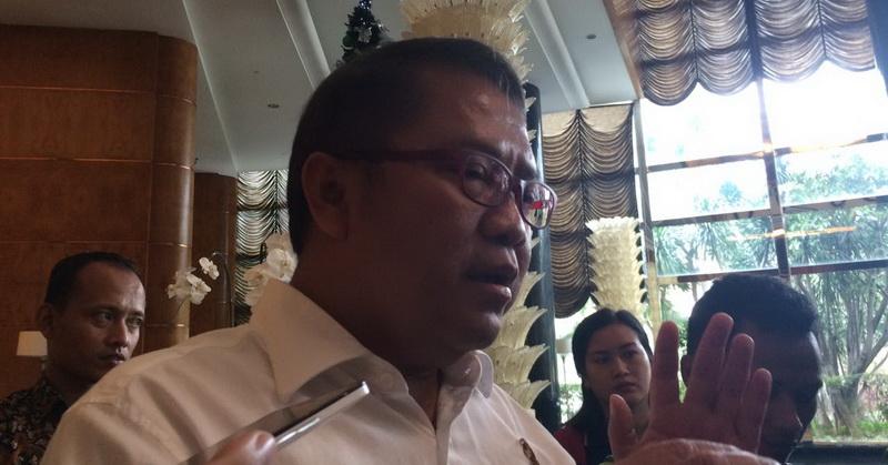 Menkominfo Rudiantara Dorong Percepatan Revisi PP Network Sharing