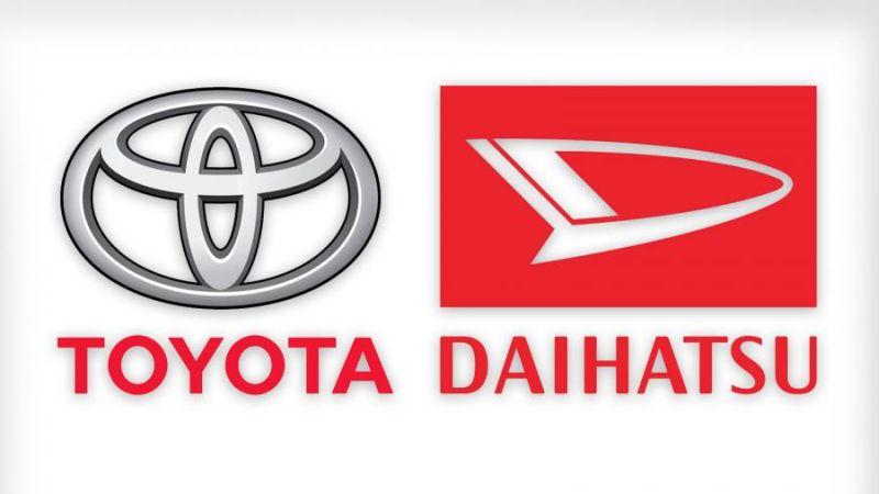Logo Toyota dan Daihatsu (AutocarUK)