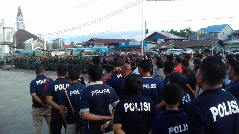 Jelang HUT Organisasi Papua Merdeka, 500 Personel TNI-Polri Disiagakan