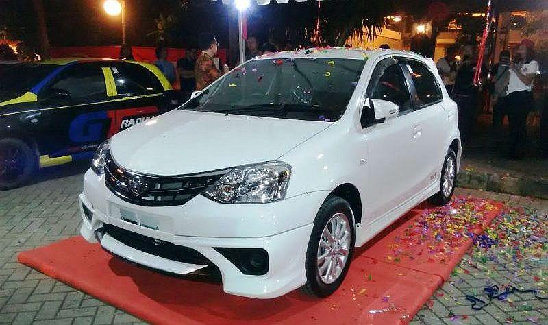 Toyota Etios Valco (Okezone)