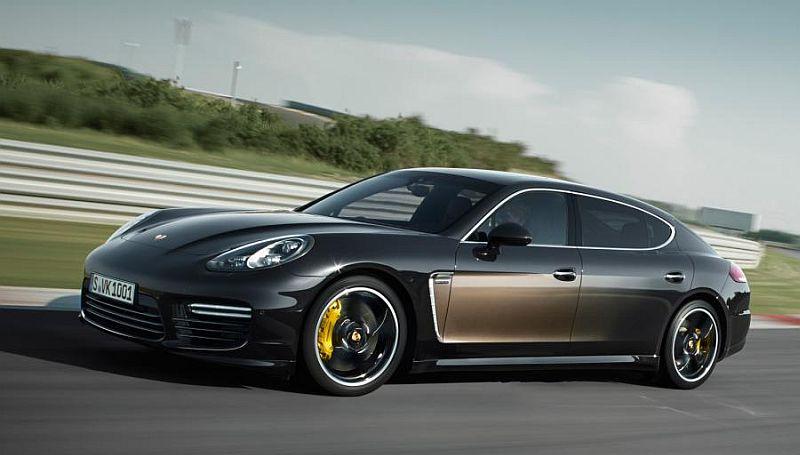 Porsche Panamera (AutocarUK)