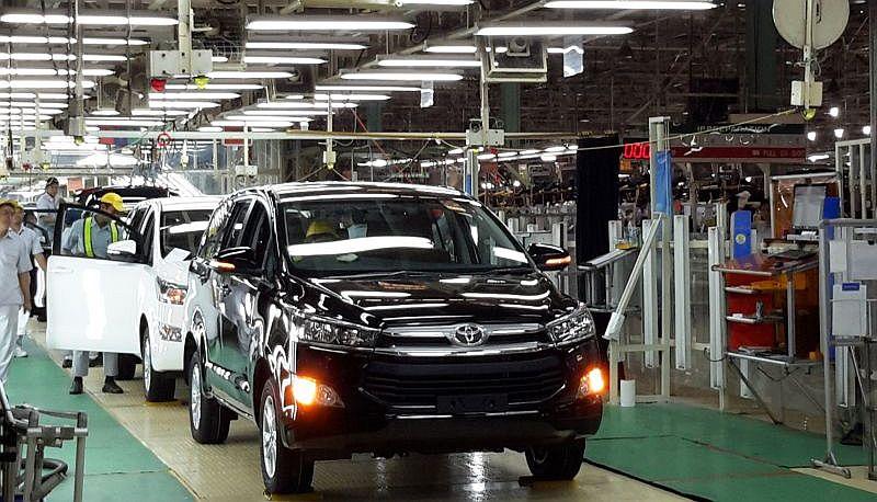 Toyota all new Kijang Innova (Okezone)