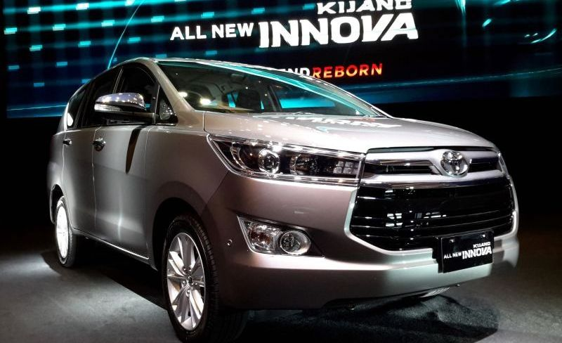Toyota all new Kijang Innova (Okezone)