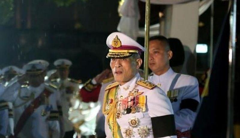 Putra Mahkota Maha Vajiralongkorn. (Foto: Bangkok Post)