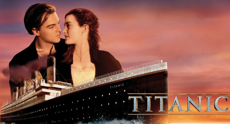 Cover Film Titanic garapan James Cameron. (Foto: Youtube)
