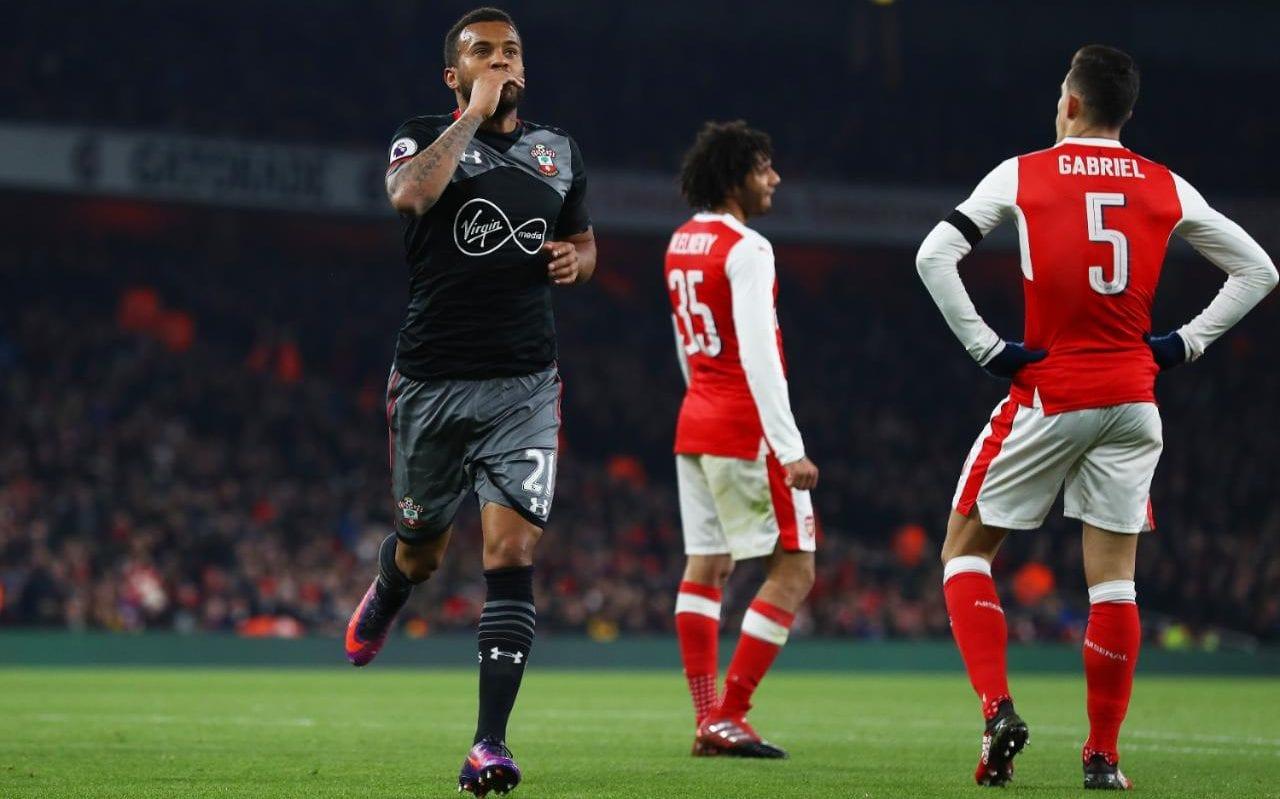 Laga Arsenal vs Southampton Bikin Netizen Penasaran