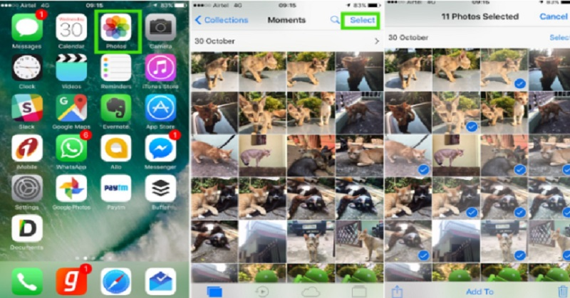 Tips Hapus Foto di iPhone (1)