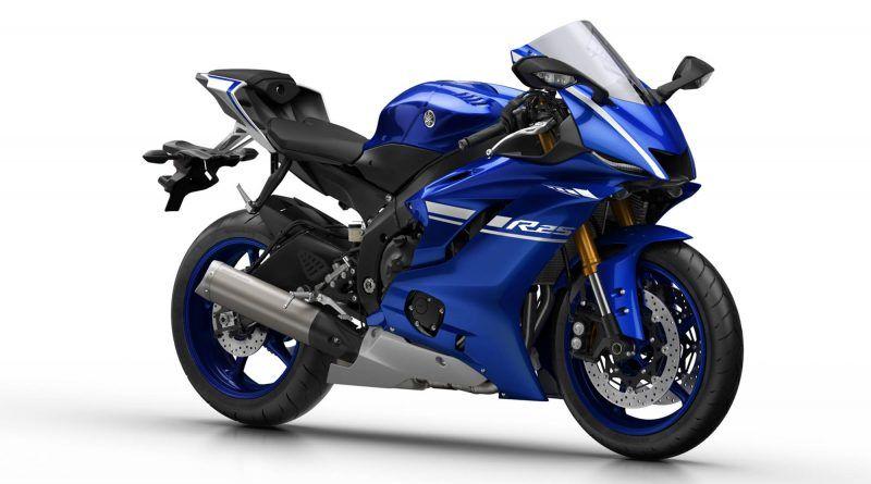 Yamaha YZF-R25 (foto: Shifting Gear)