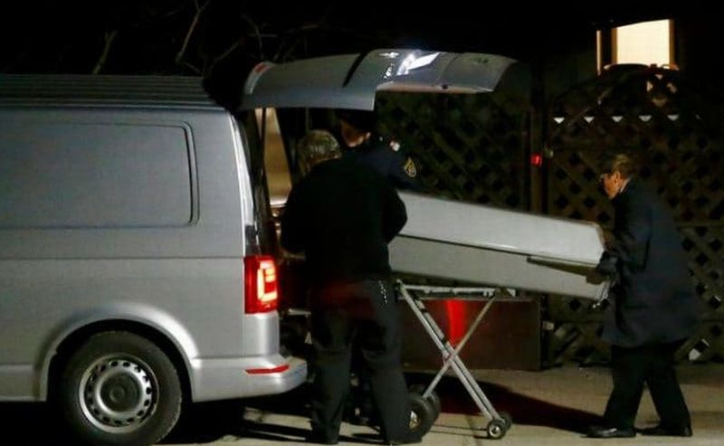 Penembakan Satu Keluarga di Wina. (Foto: Reuters)