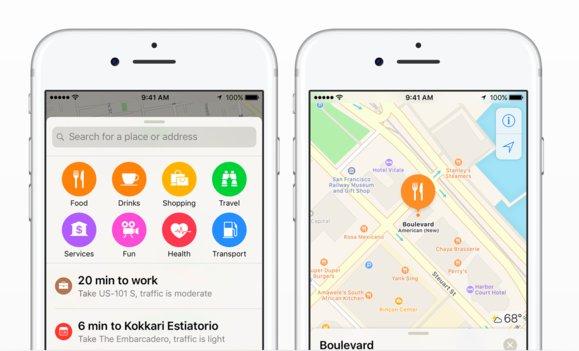Apple Perjuangkan Drone dan Data Indoor untuk Perbaiki Maps