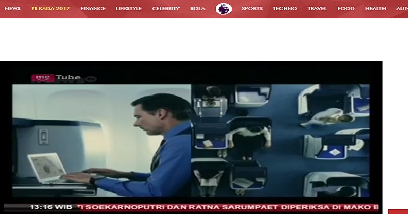 Okezone Tayangkan Live Streaming Aksi Super Damai 212