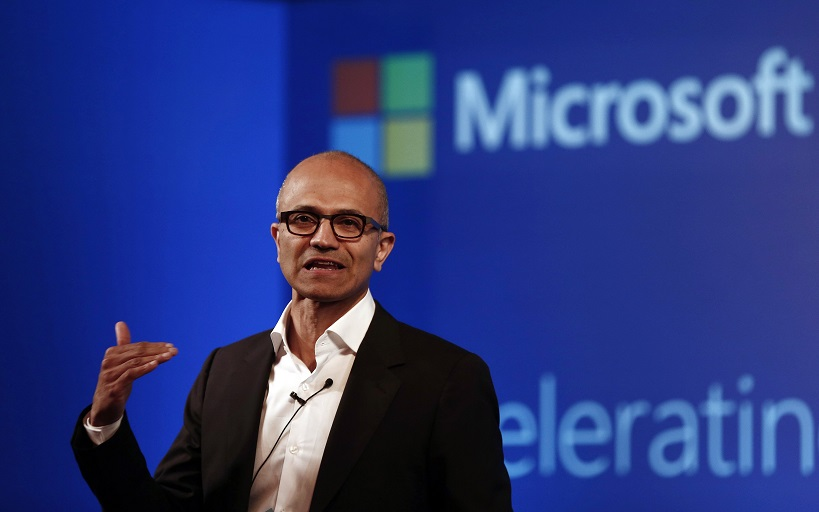 Pemangku Saham Cecar Satya Nadella Strategi Microsoft Hadapi Pasar Mobile