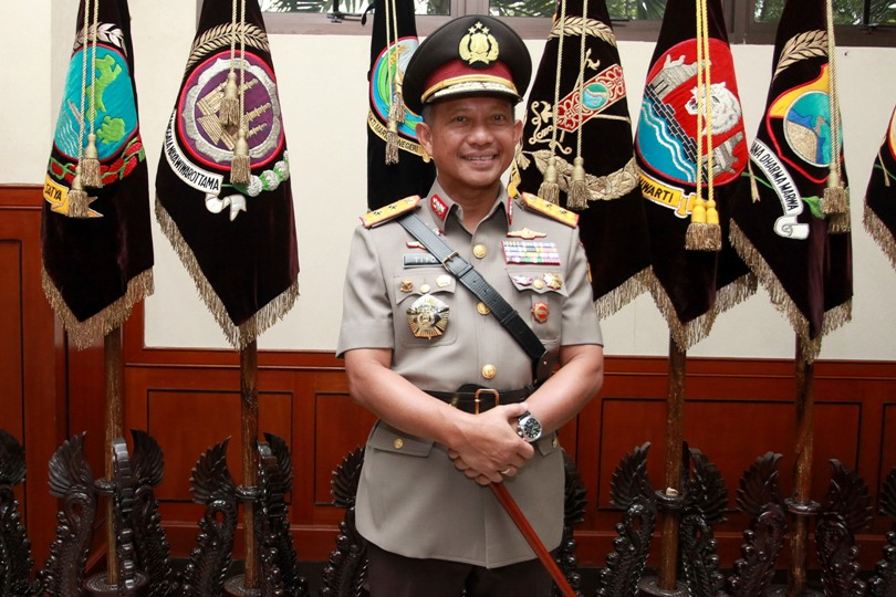 Kapolri Jenderal Tito Karnavian (Foto: Dok. Okezone)