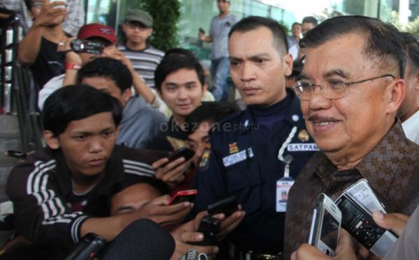 Wakil Presiden RI, Jusuf Kalla (foto: Okezone)
