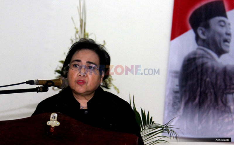 Rachmawati Soekarnoputri (Foto: Dok. Okezone)
