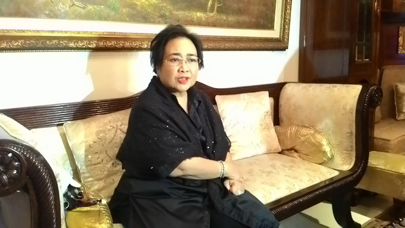 Rachmawati Sukarnoputri (Okezone)