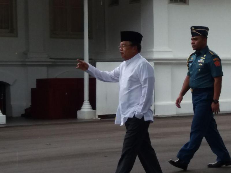 Wakil Presiden RI M. Jusuf Kalla (Foto: Reni Lestari/Okezone)