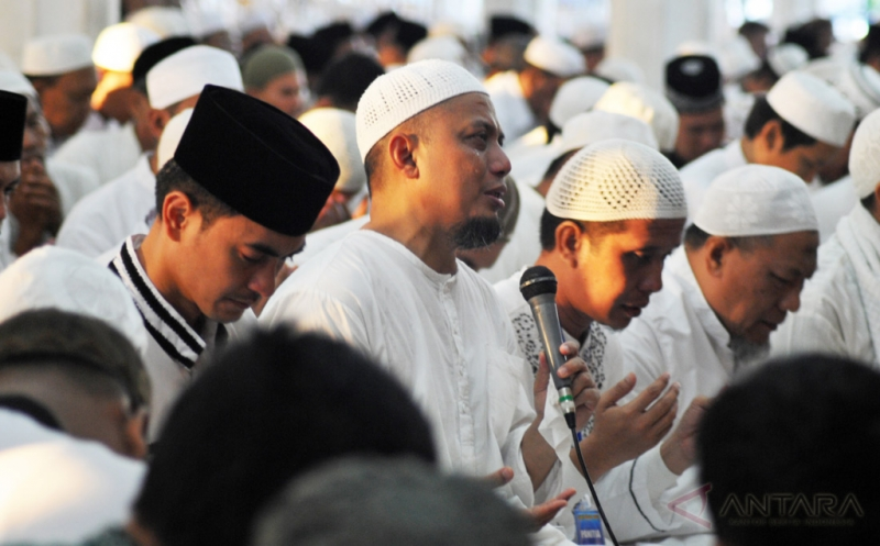 Ustadz Arifin Ilham (Foto: Antara)