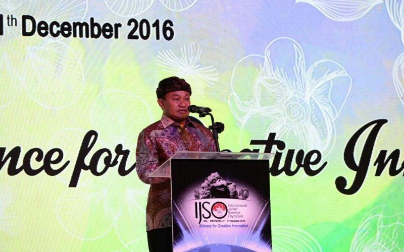 Kontingen Indonesia Optimistis Capai Target di IJSO 2016