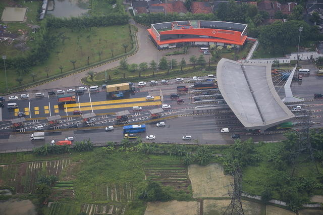 Daftar Terperinci Pembangunan Jalan Tol Layang Jakarta