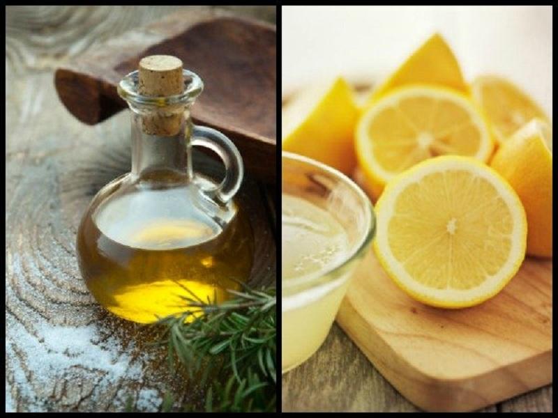 Manfaat Campuran Minyak Zaitun Dan Perasan Lemon Okezone Lifestyle