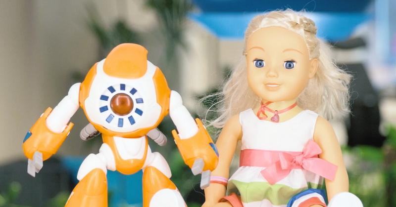 Mainan Anak Terkoneksi Internet Dituding Mata-Mata