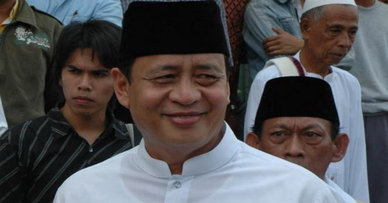 Ingin Bongkar Korupsi di Banten, Tim Wahidin Siap Diperiksa KPK
