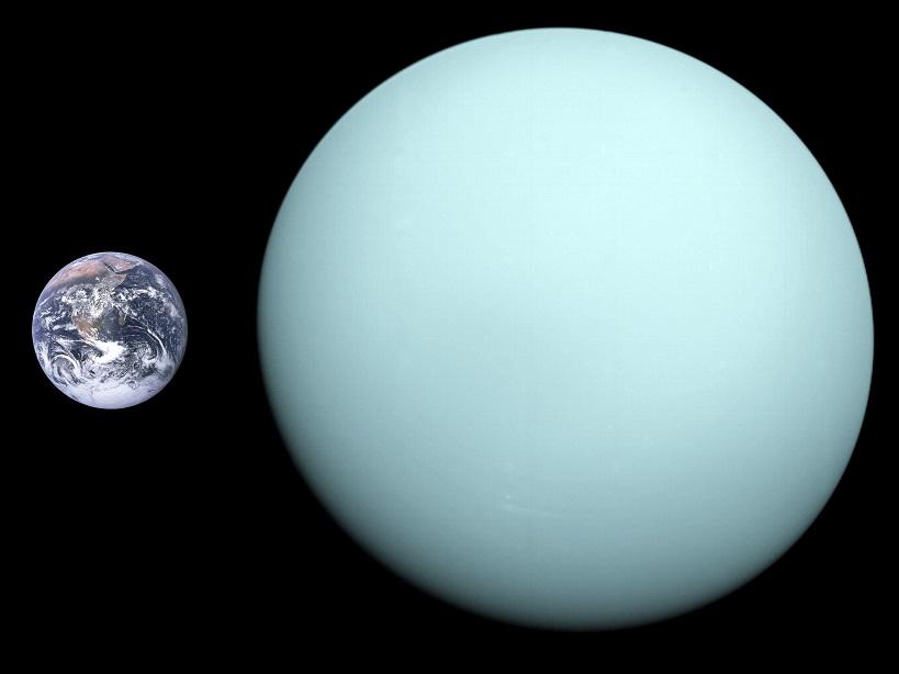 Tahukah Anda Dahulu Uranus Bernama George?