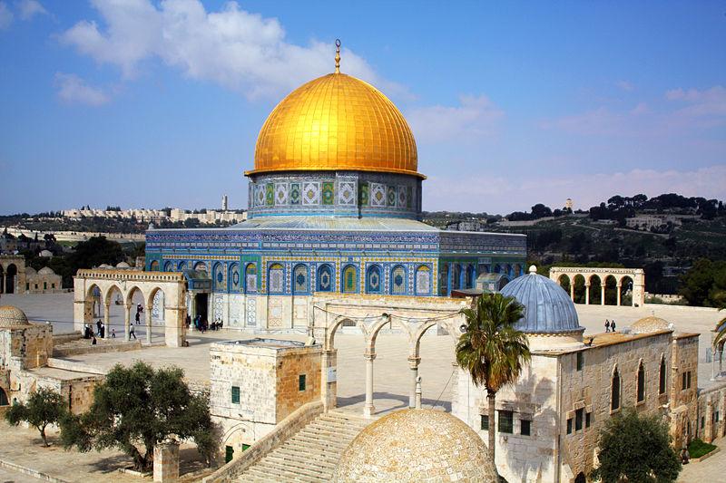 Menelusuri Jejak Sejarah di Negeri Para Nabi