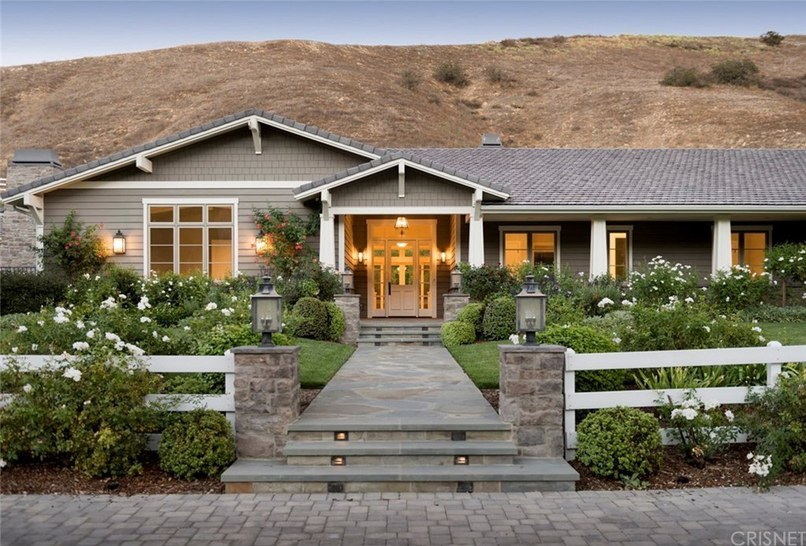 Rumah Kylie Jenner Dijual Seharga Rp72,187 M