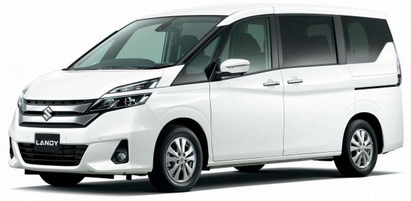 Suzuki Landy (foto: Paultan)