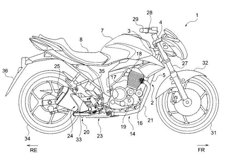 Suzuki GSX-150 (foto: Morebikes)