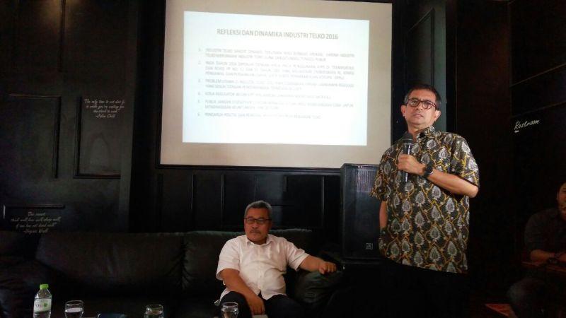 Regulasi Tarif Interkoneksi di Indonesia Tak Bisa Akomodasi Tren
