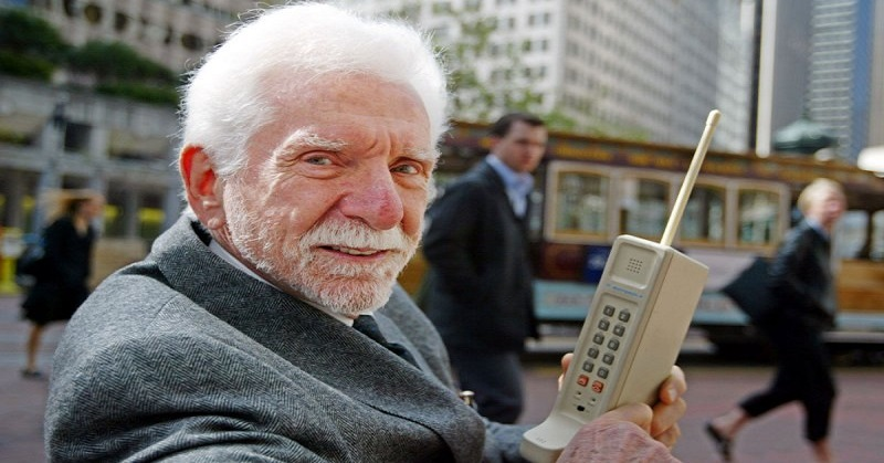 Martin Cooper, Mantan Tentara Pionir Telekomunikasi Nirkabel