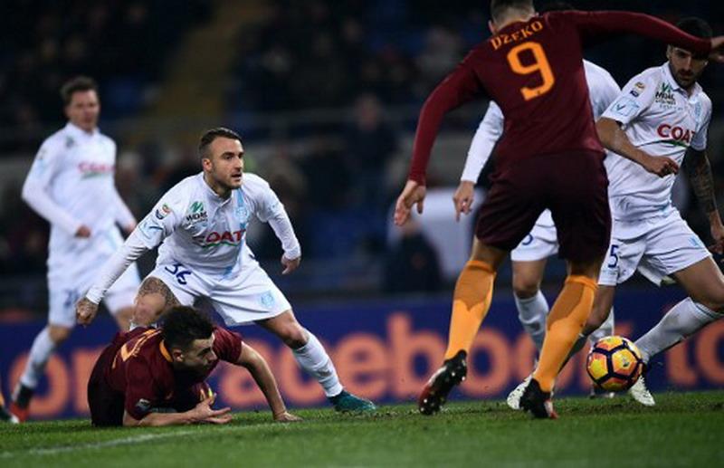 Hasil Liga Italia Semalam : Okezone Bola