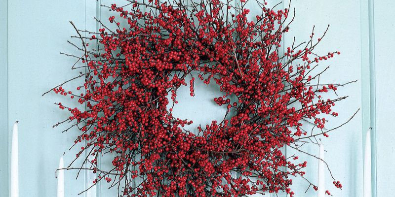 NATAL 2016: Lucunya Hiasan Pintu Natal dari Kain Flanel
