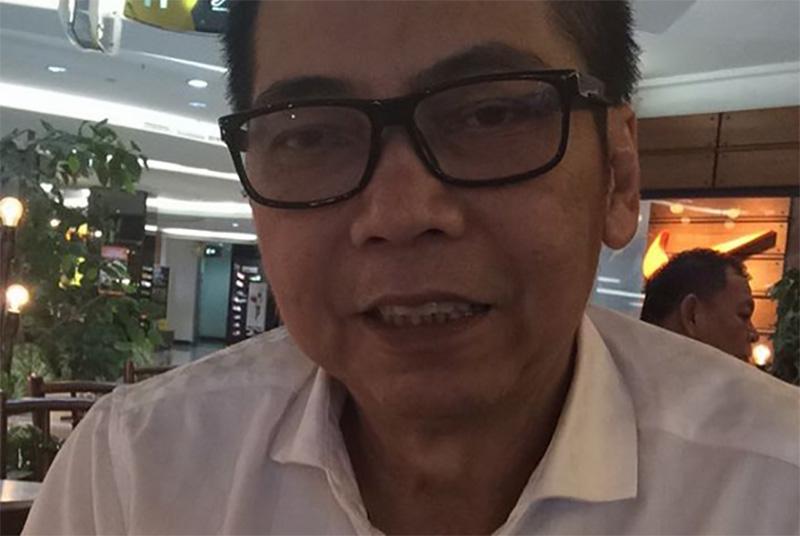 Dodi Triono, korban pembunuhan di Pulomas (instagram)