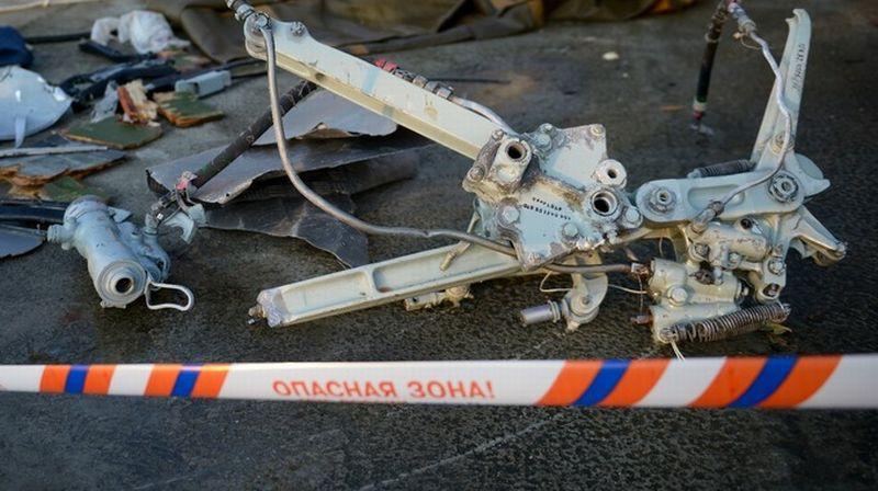 Kotak Hitam Kedua Pesawat Rusia Jatuh di Laut Hitam Ditemukan